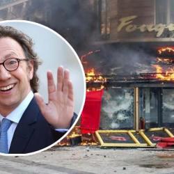 Stéphane Bern lance un loto du patrimoine pour sauver Le Fouquet's