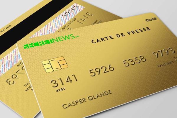 Classique, Gold, Platinum : la carte de presse octroyée selon le nombre d'articles pro-gouvernement