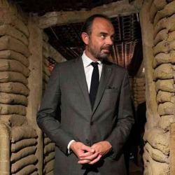 Gilets Jaunes : Inauguration des tranchées à l'Élysée