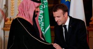 Macron annonce une baisse des impôts grâce aux bénéfices des ventes d'armes au Yémen