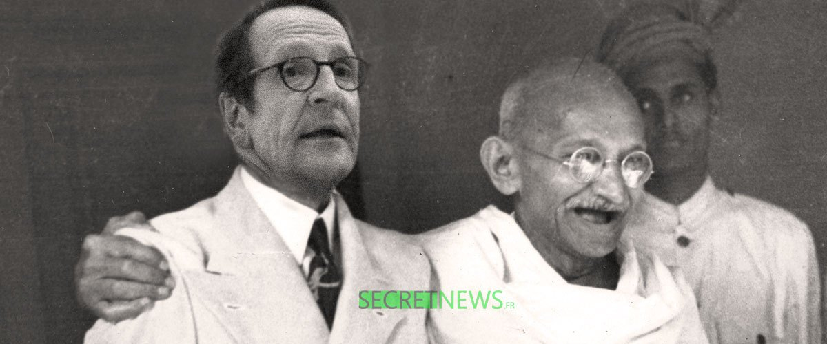 """Gilles Le Gendre : """"C'est mon ami Gandhi qui m'a lancé en politique"""""""