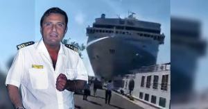 L'ex-commandant du Costa Concordia à l'origine du paquebot incontrôlable à Venise