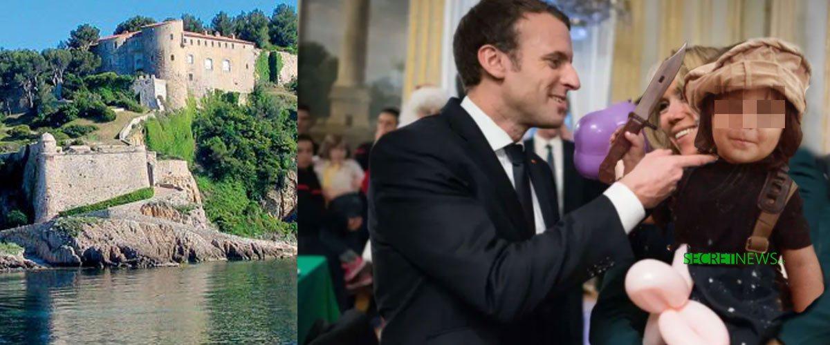 Les enfants de djihadistes rapatriés sont élevés par Brigitte Macron au fort de Brégançon
