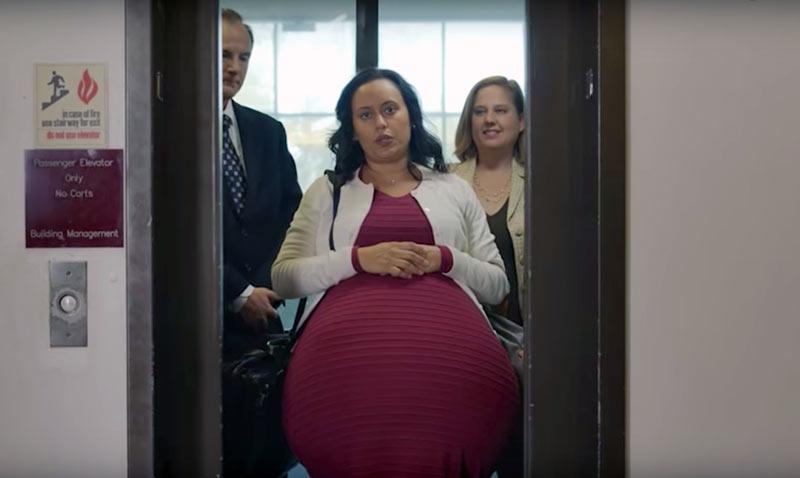 femme-enceinte-12-bebes GPA : une mère porteuse enceinte de 12 bébés pour 12 couples différents