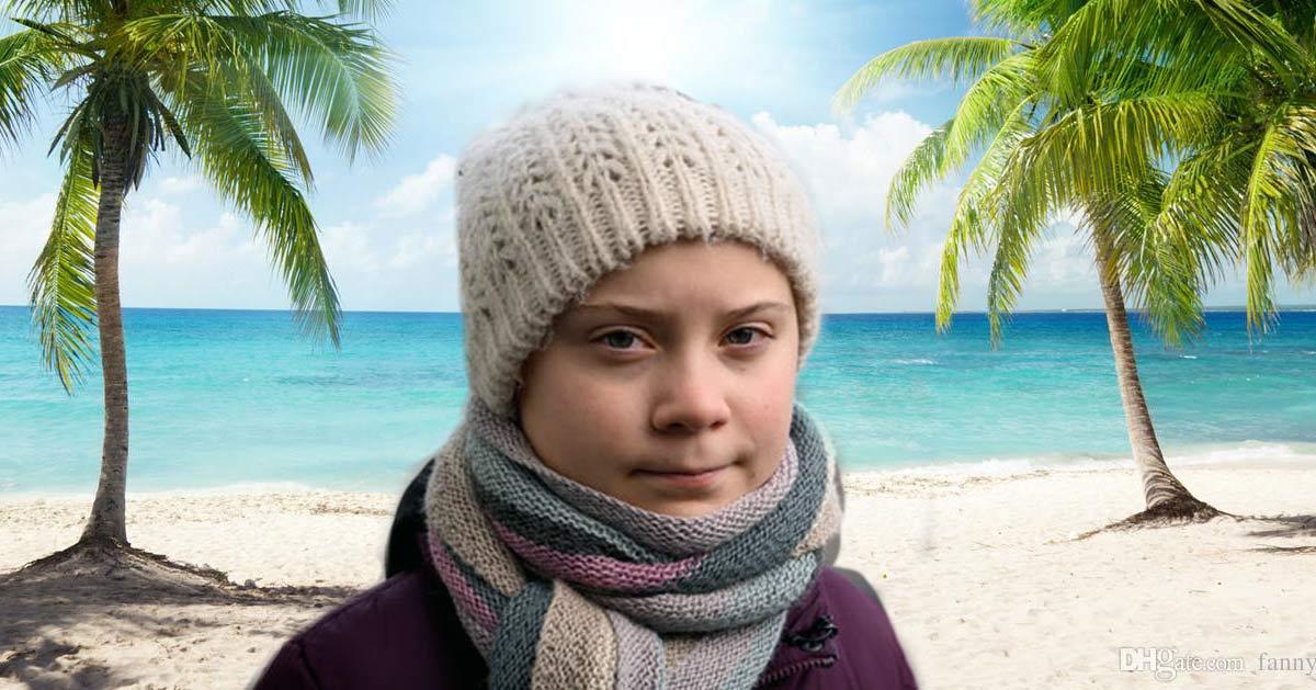 Lutte pour le climat : Greta Thunberg gardera bonnet et écharpe pendant la canicule