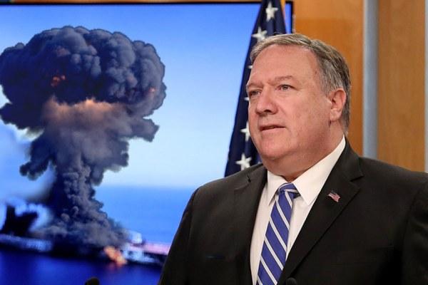 USA : « l'Iran a bombardé les pétroliers avec les armes de destruction massive de Saddam Hussein »
