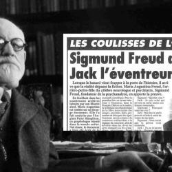 Sigmund Freud a soigné Jack l'Éventreur