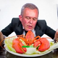 François de Rugy hospitalisé après s'être étouffé avec une pince de homard