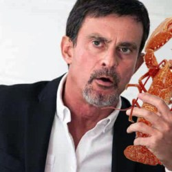 """""""Moi je tolère le homard"""" :  Manuel Valls candidat pour remplacer François de Rugy"""