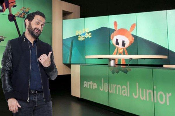 Cyril Hanouna abandonne C8 et présentera le Journal Junior sur ARTE
