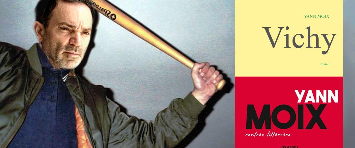 Apres Orleans Yann Moix Annonce Que Son Prochain Livre S