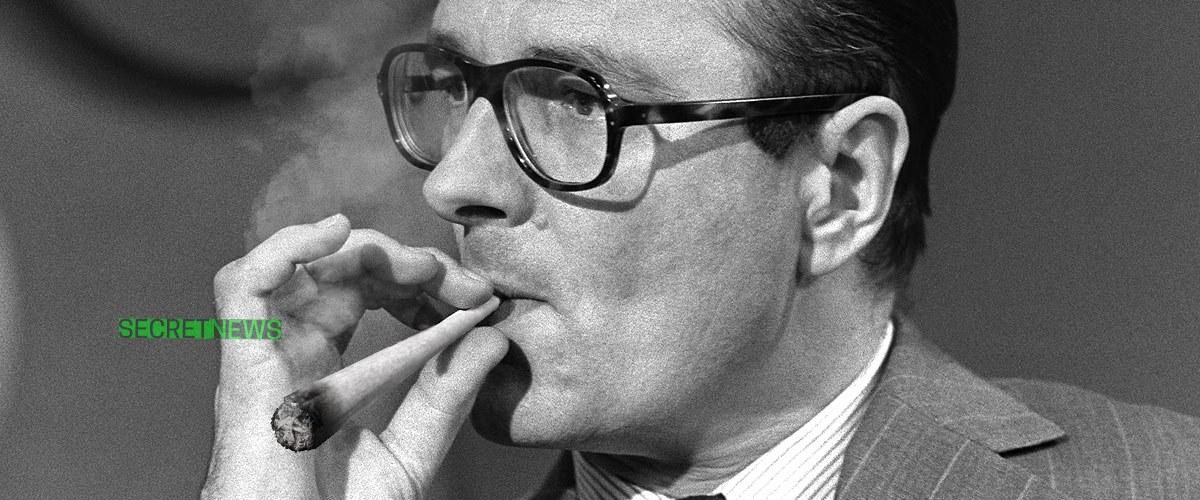 Quand Jacques Chirac cultivait du cannabis à l'Élysée