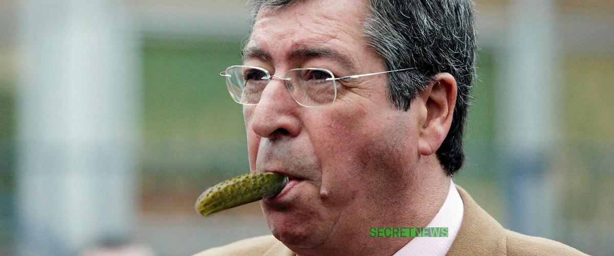 Patrick Balkany suce des cornichons en prison pour arrêter de fumer