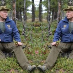 Une version russe de Brokeback Mountain jouée par Poutine et ... Poutine