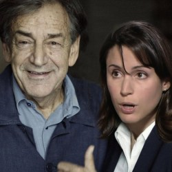 Alain Finkielkraut marié à Julie Graziani