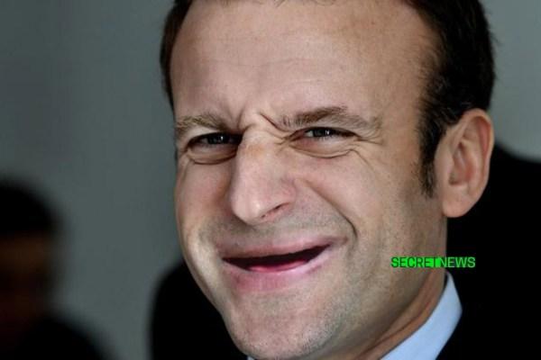 Emmanuel Macron renonce à ses dents dans une volonté de cohérence avec le peuple français