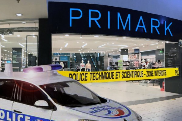 Primark cambriolé : les voleurs ont tout vidé, pour un butin total de 150€