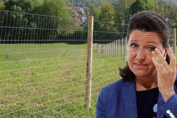 Coronavirus : Agnès Buzyn fait placer du grillage pour freiner l'épidémie