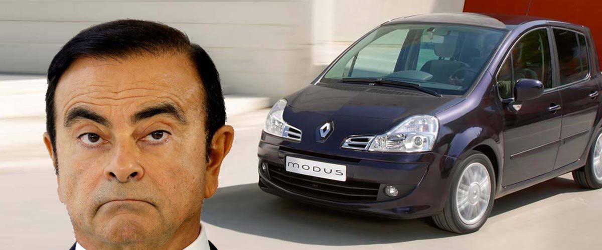 Renault Modus: Carlos Ghosn sera jugé en France pour crime contre l'automobile