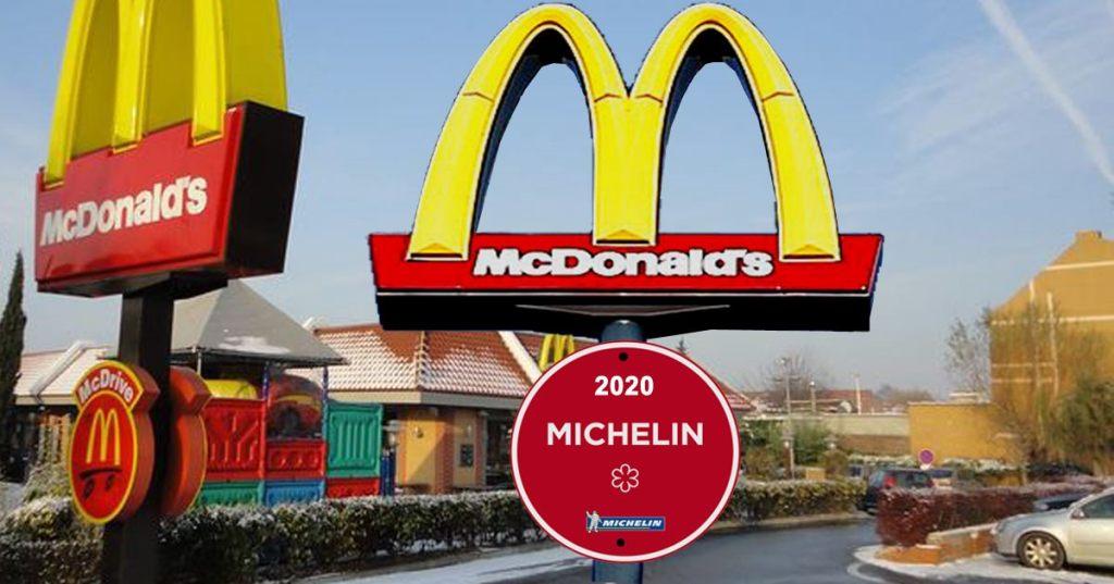 Le McDonald's de Tourcoing récupère l'étoile de Bocuse grâce à son McChicon au Cheddar
