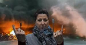 """""""Et si on en faisait un Central Park ?"""" Agnès Buzyn réagit à l'incendie de la gare de Lyon"""