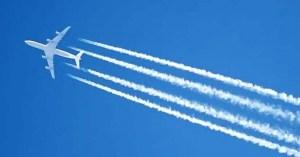 Le coronavirus diffusé dans les chemtrails des avions en provenance de Wuhan