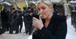 Marine Le Pen lance une cagnotte en ligne pour rembourser Vladimir Poutine