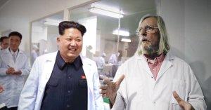 Kim Jong Un est traité à la chloroquine par le professeur Raoult à Marseille