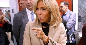 Brigitte Macron change (encore) la vaisselle de l'Élysée grâce aux amendes du confinement