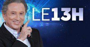 Pour rajeunir la chaîne, Michel Drucker remplace Jean-Pierre Pernaut au 13H de TF1