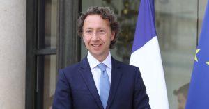 Stéphane Bern nommé secrétaire d'État au Désauvagement