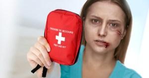 Social : les femmes battues qui portent plainte recevront un kit de secourisme gratuit