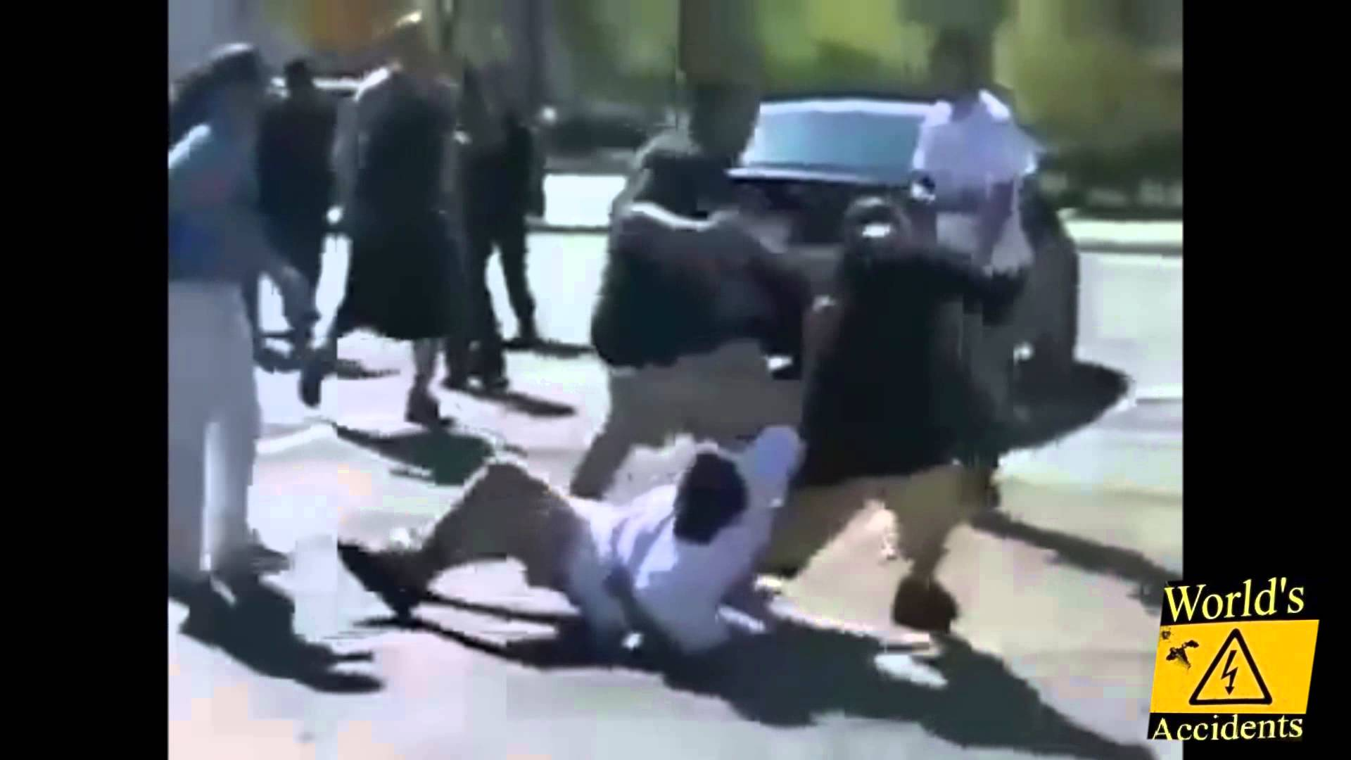 awesome brutal street fights