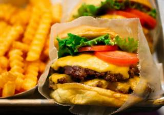 Shake Shack cheap restaurants NYC