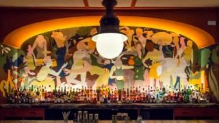 friday evening bar