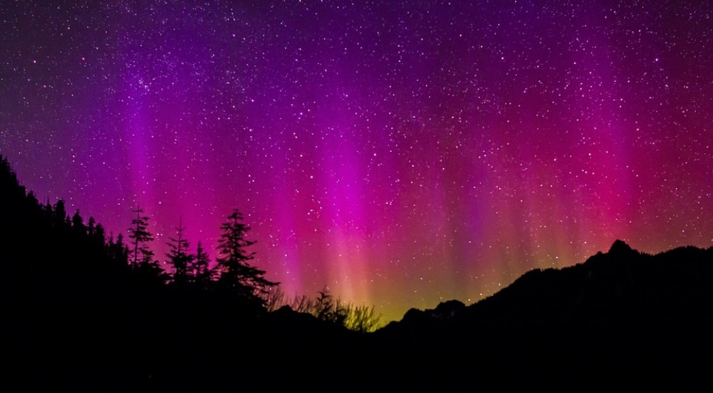 the magical northern lights