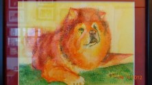 Jackyboy in Watercolour
