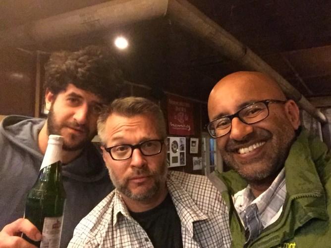 closing down Joey's Pub with Paul & DaveRisner
