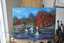 Secret of My SucCecil: Swan Lake (SOLD)