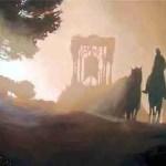 El polvo del camino