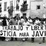 Javier Verdejo, casi cuarenta años ya…