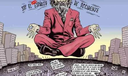 El nuevo espíritu de occidente por Miguel Brieva