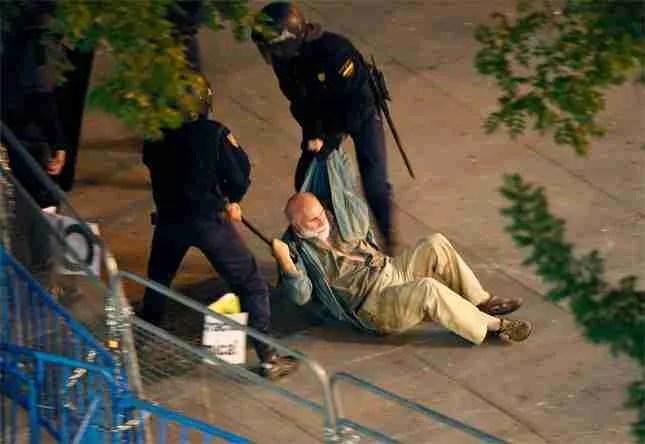 Amaneramiento fascista del código penal