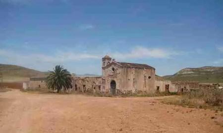 Cortijo del Fraile. Foto de Julen Iturbe-Ormaetxe