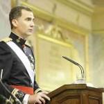 Felipe VI hace mucho tiempo que no sale