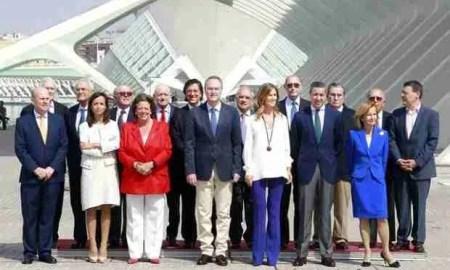 Integrantes de la Fundación España Constitucional