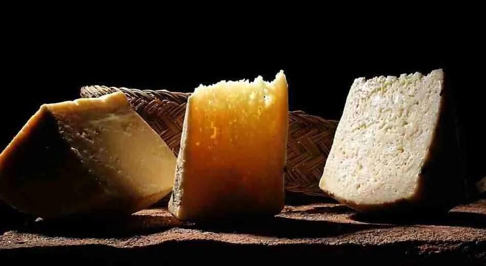 Cosas y quesos o quesos y cosas...