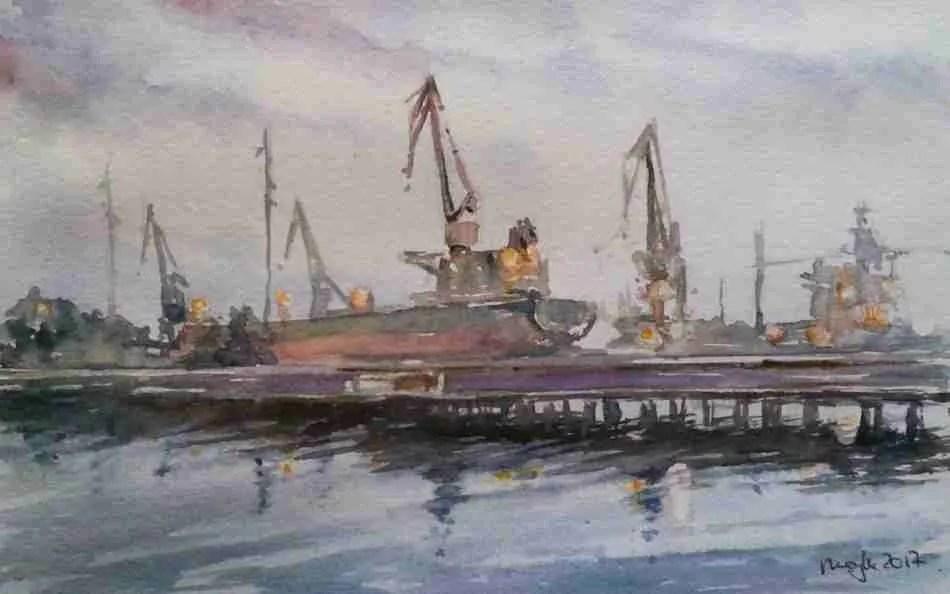 Cádiz industrial