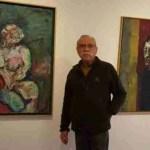 La pintura de Ginés Cervantes marca diferencias