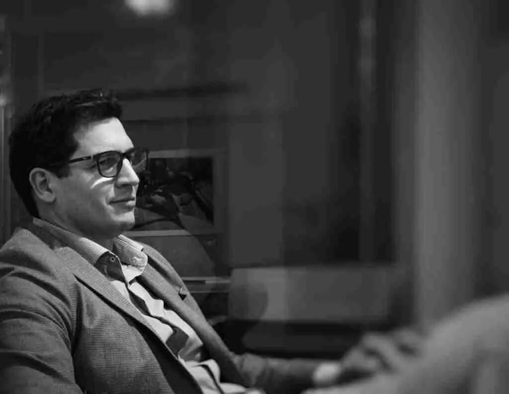 Rafael Muñoz Zayas: «Todo acto de escritura busca crear una nueva realidad»
